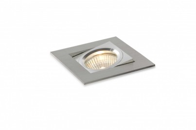 Zápustné svítidlo Aluminio Plata 3000 BPM 50W GU10