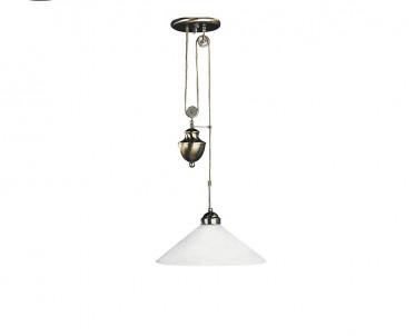 Stropní závěsné svítidlo MARIAN 2706 100W E27 bronz Rabalux