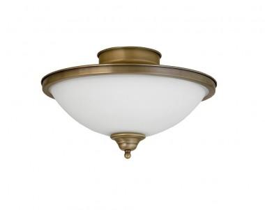 Stropní přisazené svítidlo ELISETT 2759 2x40W E14 bronzové Rabalux
