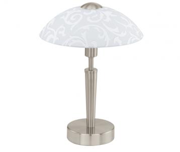 Stolní lampa SOLO 91238 doteková E14 60W Eglo