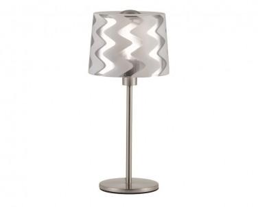 Stolní lampa TIVERI 3063001 skleněná 1x28W E14 Viokef