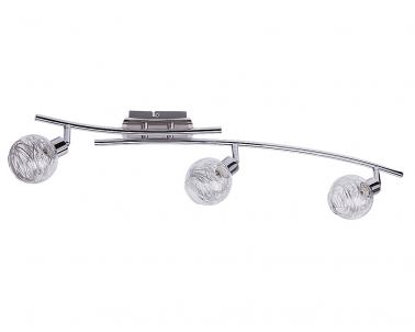 Stropní přisazené bodové svítidlo BELLA 6017 3x40W G9 Rabalux