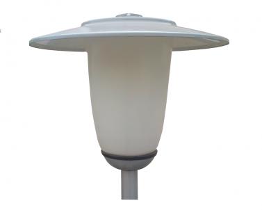 Sadové svítidlo NMF 401-5 70-50W RAL7045 Hellux