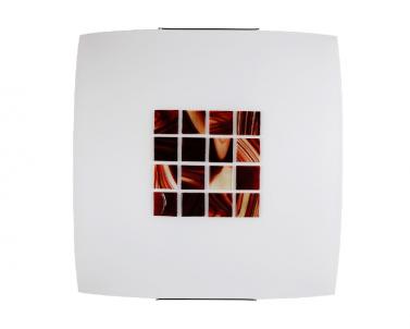 Stropní přisazené svítidlo KUBIK 8 COLA 1574 2x100W E27 vzor Nowodvorski