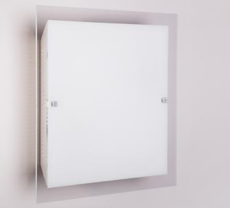 Nástěnné svítidlo ISE square M 3790 2x60W E27 Nowodvorski