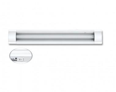 Přisazené svítidlo pod kuch.linku KORADO TL3013-18 bílé 18W T8 Ecoplanet