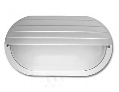 Venkovní nástěnné svítidlo NEPTUN  WH2606-BI 60W E27 bílé Ecoplanet