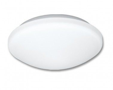 Stropní LED přisazené svítidlo VICTOR LED B W131/LED/B-4100 18W studená bílá Ecoplanet