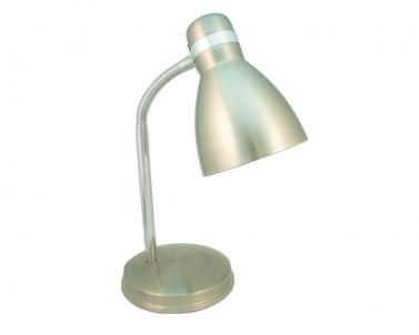 Stolní lampička FANDA 604.007 plech 40W E27 Nipeko - nikl
