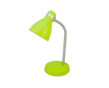 Stolní lampička FANDA 604.007 plech 40W E27 Nipeko - zelená