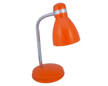 Stolní lampička FANDA 604.007 plech 40W E27 Nipeko - oranžová