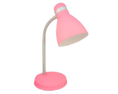 Stolní lampička FANDA 604.007 plech 40W E27 Nipeko - růžová