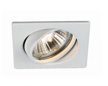 Zápustné bodové výklopné svítidlo QUARTZ 59323/31/10 50W GU10 bílé Massive