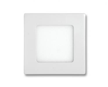 Vestavné podhledové LED svítidlo RAFA WSQ-6W/4100 bílá IP20 Ecoplanet
