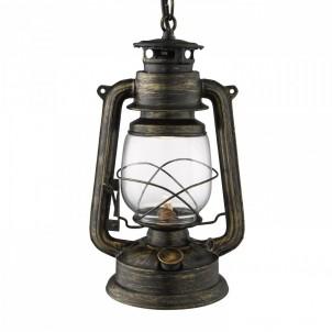 Závěsné chalupářské svítidlo LANTERNS 3841-1BG 40W E27 lucerna Searchlight
