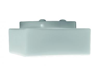 Stropní přisazené svítidlo LINA 1 IN-12D2/033 60W E27 IP43 Osmont