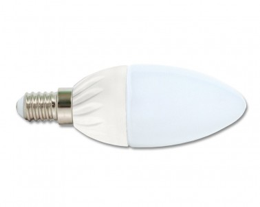 LED svíčková žárovka 5W E14  LED5W-SV/E14/2700 teplá bílá Ecoplanet
