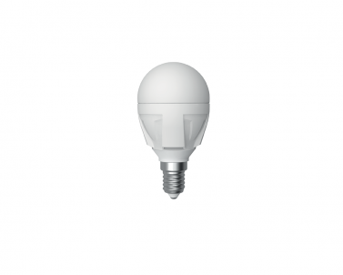LED žárovka mini globe 6W E14 LED6W E14 G45/1406C 3000K teple bílá Skylighting