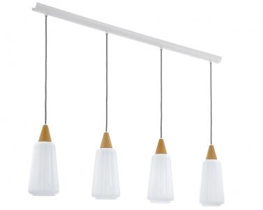 Závěsné stropní svítidlo PENTONE 93689 4x60W/E27 lustr EGLO