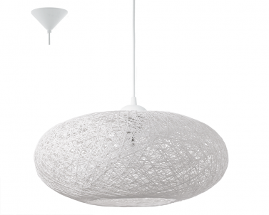 Závěsné stropní svítidlo CAMPILO 93373 1x60W/E27 lustr EGLO