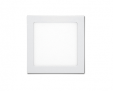 Vestavné podhledové LED svítidlo RAFA WSQ-12W/4100 bílá IP20 Ecoplanet