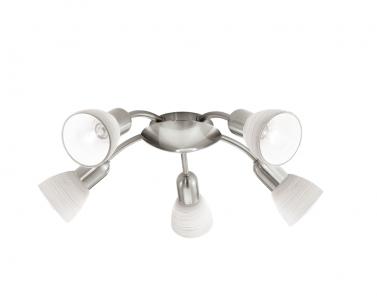 Stropní bodové svítidlo DAKAR 1 88476 5x40W/E14 EGLO