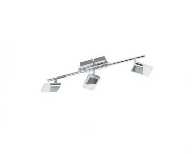Stropní LED bodové svítidlo CARMINE 94386 LED 3x3W lesklý chrom Eglo