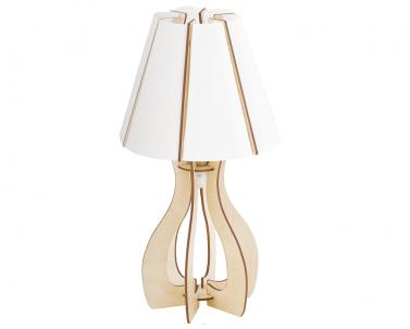 Stolní lampa COSSANO 94951 E27/1x60W EGLO