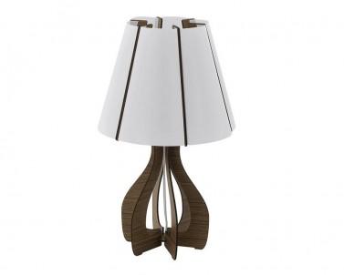 Stolní lampa COSSANO 94954 E27/1x60W EGLO