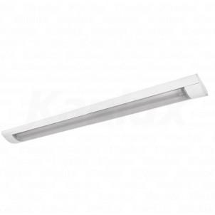 Zářivkové přisazené svítidlo OFRA TL-236A-W 2x36W bílé EVG Kanlux