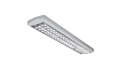 Zářivkové přisazené svítidlo SLIM 236ALDP 2x36W Modus