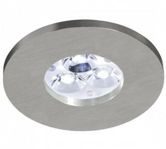 Zápustné svítidlo Aluminio Plata 3005 BPM 50W GU5.3