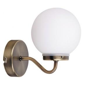 Nástěnné koupelnové svítidlo TOGO 1302 40W E14 IP44 Rabalux