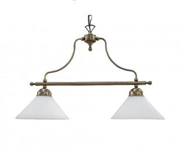 Stropní závěsné svítidlo MARIAN 2707 2x60W E27 bronz Rabalux