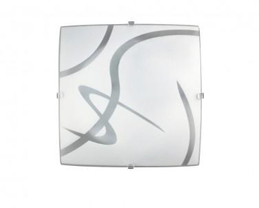 Stropní přisazené svítidlo SOLEY 1821 2x60W E27 stropnice Rabalux