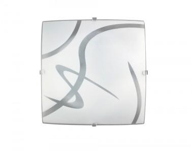 Stropní přisazené svítidlo SOLEY 1820 1x60W E27 stropnice Rabalux