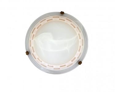 Stropní přisazené svítidlo TOM 3484 2x60W E27 antik Rabalux