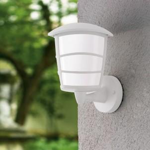 Venkovní nástěnné LED svítidlo ALORIA 93512 1x7W GX53 Eglo - použití