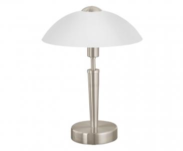 Stolní lampa SOLO 85104 doteková E14 60W Eglo