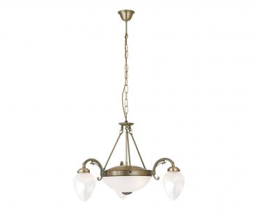 Závěsné stropní svítidlo IMPERIAL 82742 3x40W E14 + 2x60W E27 lustr Eglo