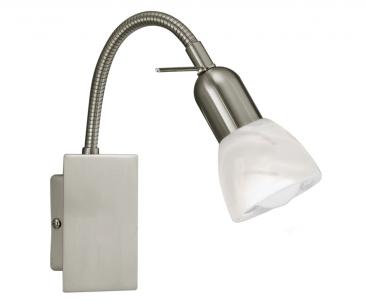 Nástěnné bodové svítidlo ARES 1 86213 40W E14 Eglo