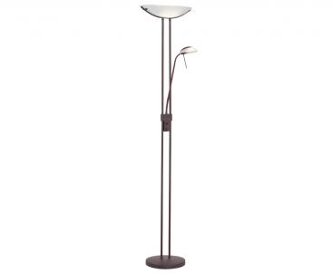 Stojací lampa BAYA 85976 1x300W R7s + 1x40W G9 Eglo