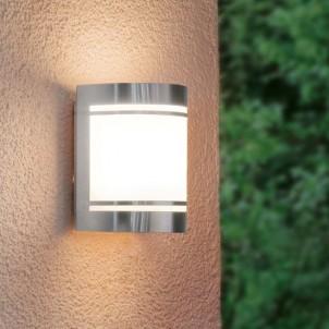 Venkovní nástěnné svítidlo CERNO EGLO 30191 1x40W E27