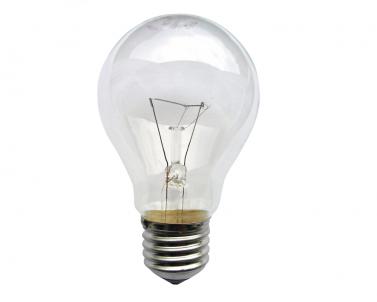 Klasická žárovka 40W E27 55/Z  Teslamp