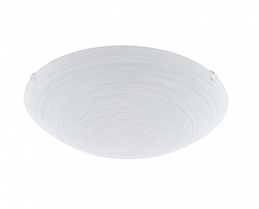 LED nástěnné/stropní svítidlo Eglo Malva 91682 bílá