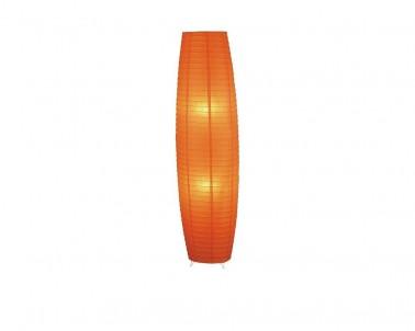 Stojací papírová lampa MYRA 4722 oranžová Rabalux