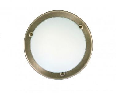 Stropní přisazené svítidlo UFO 5203 1x60W E27 bronzové Rabalux