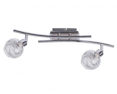 Nástěnné bodové svítidlo BELLA 6016 2x40W G9 Rabalux