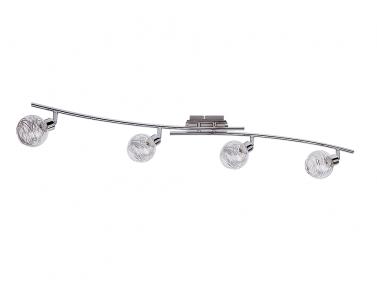 Stropní přisazené bodové svítidlo BELLA 6018 4x40W G9 Rabalux