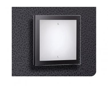 Nástěnné svítidlo OSAKA SQUARE wenge M 2903 4x60W E27 Nowodvorski